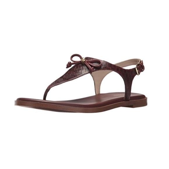 6b6f414e2b90 Cole Haan Shoes - Cole Haan Findra Thong II Flat Sandal